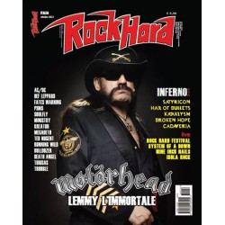 Rock Hard Ottobre 2013