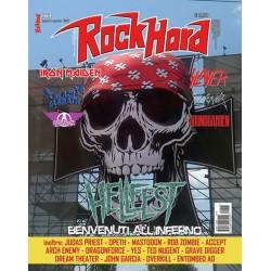 Rock Hard Luglio / Agosto 2014