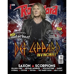 Rock Hard Novembre 2015