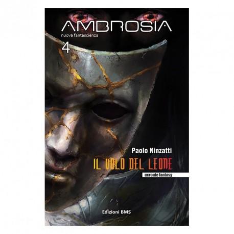 AMBROSIA - 4 IL VOLO DEL LEONE - EUROPE