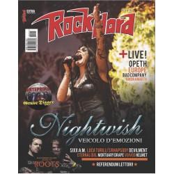Rock Hard Dicembre 2016 con libro I 100 Migliori Dischi Black Metal