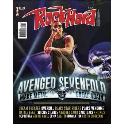 Rock Hard Febbraio 2017