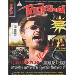 Rock Hard Febbraio 2006