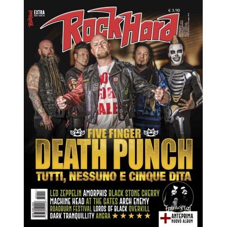 Rock Hard Maggio 2018