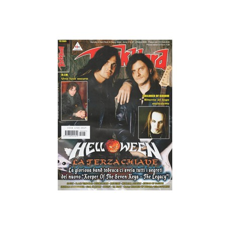 Rock Hard Ottobre 2005