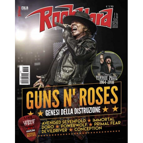 Rock Hard AGOSTO 2018