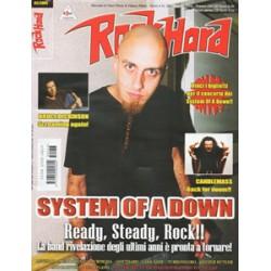 ROCK HARD MAGGIO 2005