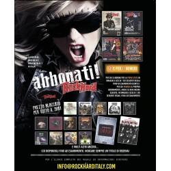 ABBONAMENTO ANNUALE ROCK HARD