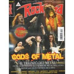 Rock Hard Luglio/Agosto 2005