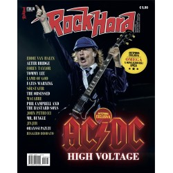 Rock Hard NOVEMBRE 2020