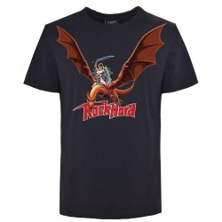 ROCK HARD L'era del metallo pesante t-shirt