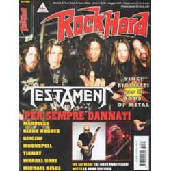 Rock Hard Maggio 2008