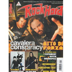 Rock Hard Marzo 2008