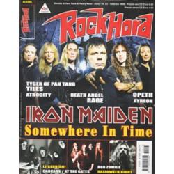 Rock Hard Febbraio 2008