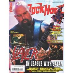 Rock Hard Novembre 2007