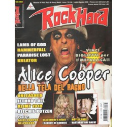 Rock Hard Luglio/Agosto 2008