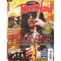 Rock Hard Novembre 2008