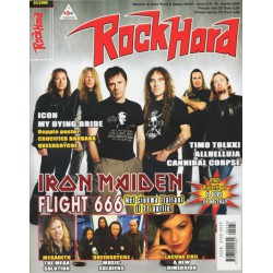 Rock Hard Aprile 2009